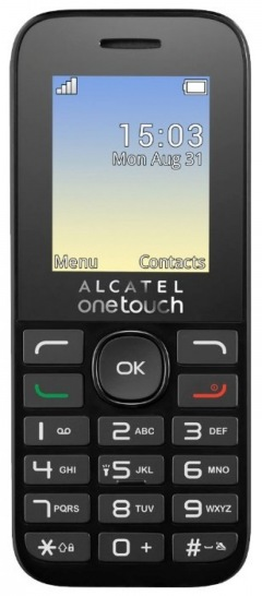 Телефон Alcatel One Touch 1020D