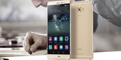 Huawei Mate S стал первым смартфоном с Force Touch