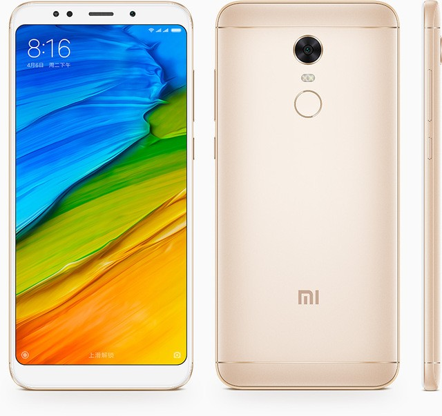 xiaomi redmi 5 | redmi 5 plus gold