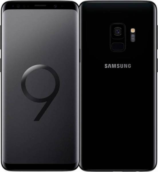Samsung Galaxy S9 S9 Plus черный
