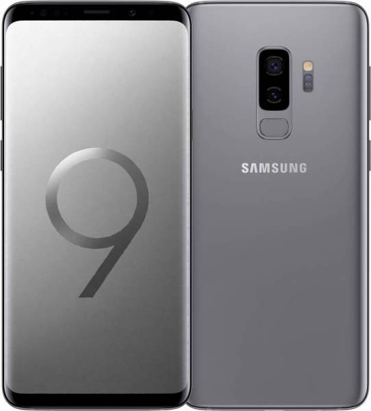 Samsung Galaxy S9 S9 Plus титан