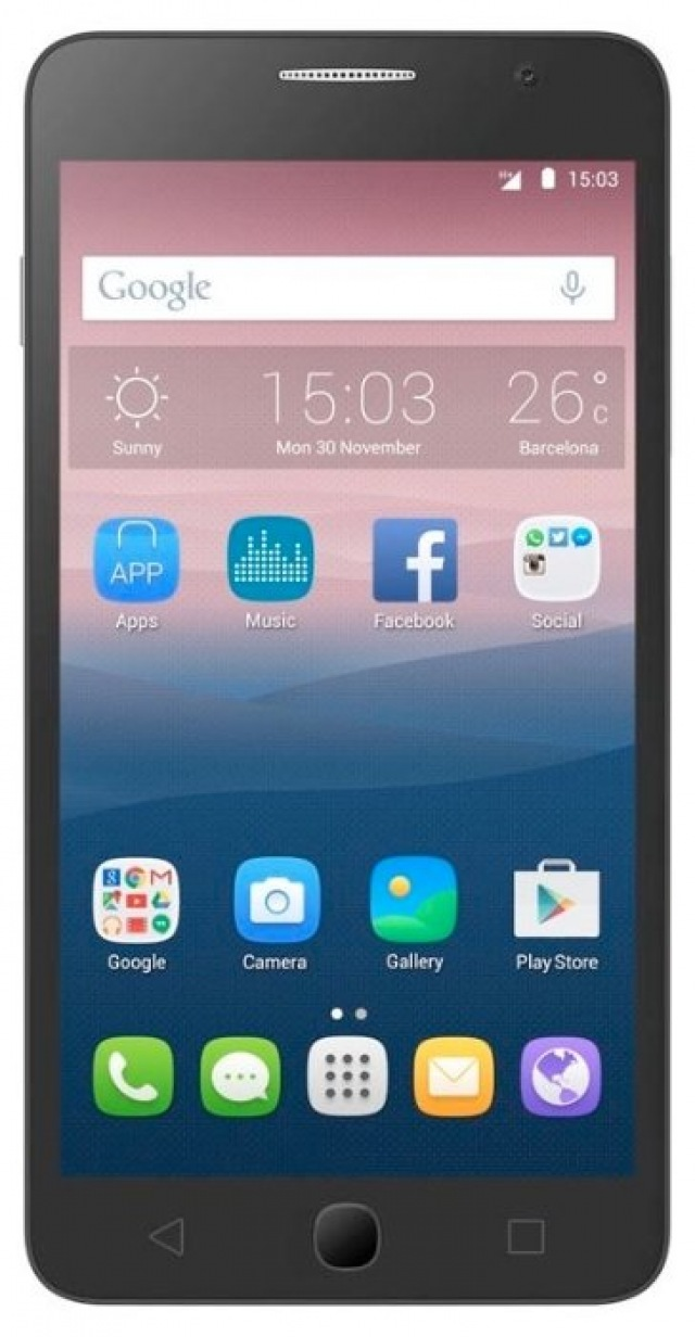 Alcatel One Touch POP STAR 5022D 5070D