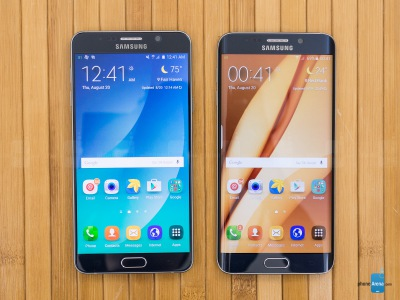 Samsung Galaxy Note5, S6, S6 edge и S6 edge+ обновятся до Android 6.0?