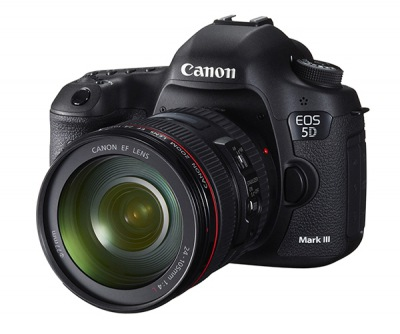 Порция слухов о Canon EOS 5D Mark IV
